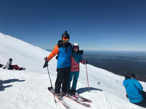 Ski buddies