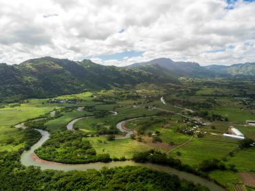 Views of Viti Levu