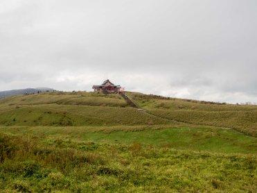 Shrine at the peak